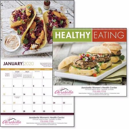 Healthy Eating Calendar - 2020