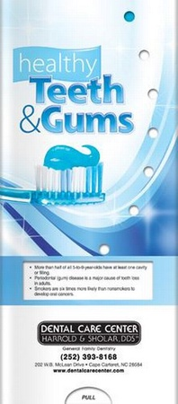 Healthy Teeth & Gums Info Slider