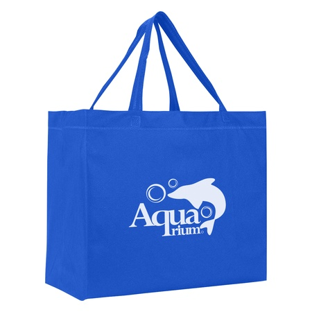 Custom Heat Sealed Non-Woven Grande Tote Bags