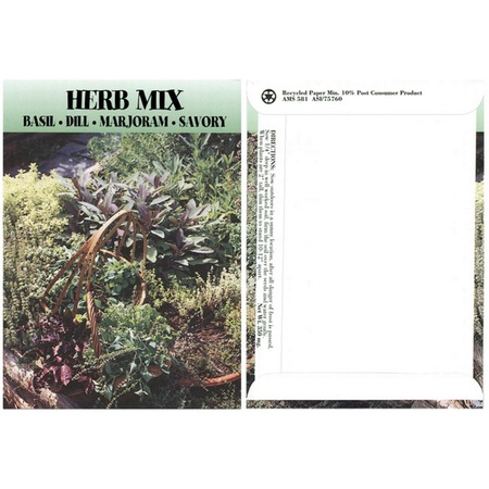 Herb Mix Seed Packs