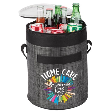 Home Care Appreciation Barrel Cooler Bag Gifts