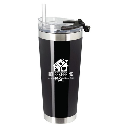 Housekeepers Stainless Steel Tumbler Gifts