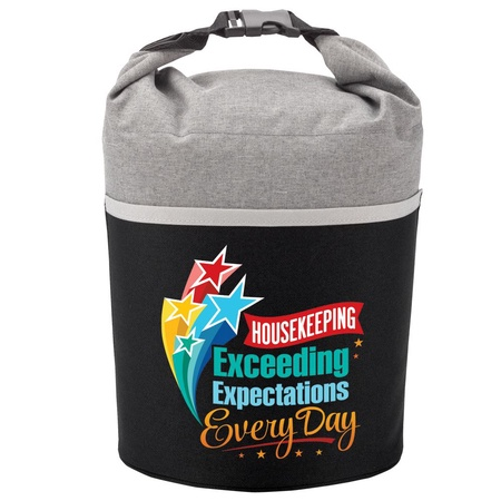 Housekeeping Exceeding Expectations Lunch Cooler Bag Gifts
