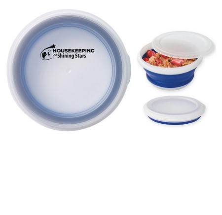Housekeeping Staff Collapsible Food Bowl
