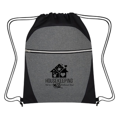 Housekeeping Staff Appreciation Drawstring Bags