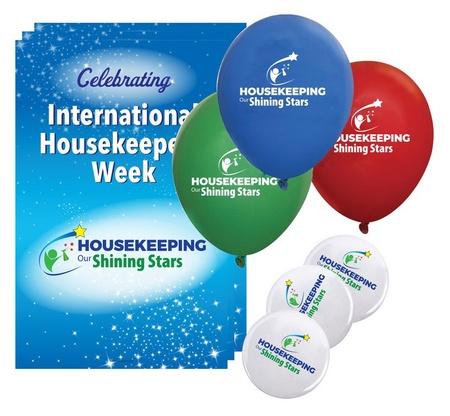 Housekeeping Week Celebration Pack