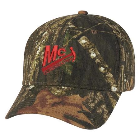 Hunter's Retreat Camouflage Cap