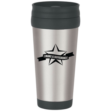 I Make A Difference Stainless Steel Tumbler