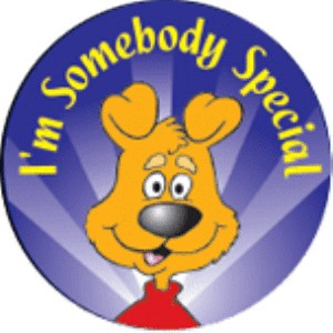 I'm Somebody Special Stickers