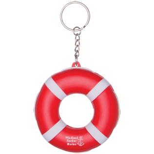 Imprinted Lifesaver Keytags