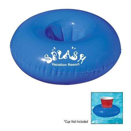 Inflatable Beverage Float