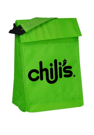 Insulated Logo Lunch Bags