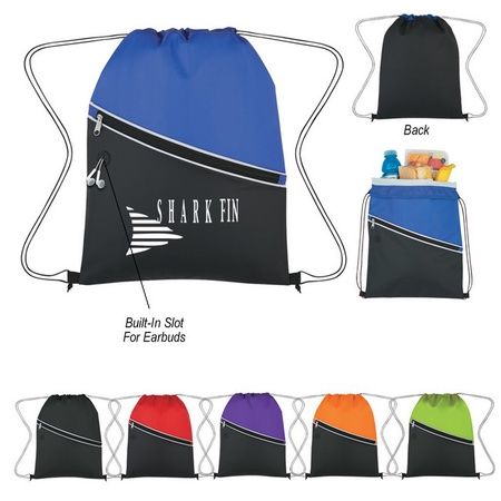 Insulated Two-Tone Custom Sports Packs