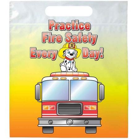 Junior Firefighter 500-Piece Fire Safety Week Kit