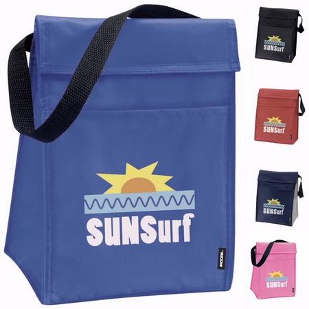 Custom Printed Koozie Lunch Sack