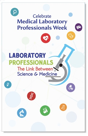 Medical Lab Week Posters