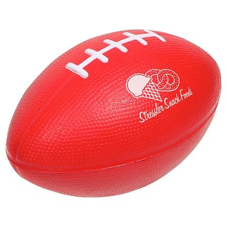 Large Custom Football Stress Balls