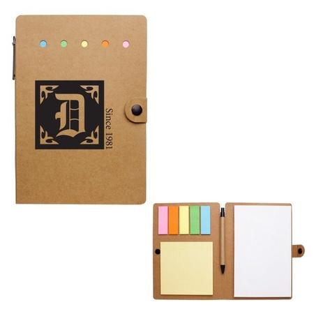 Large Customized Snap Notebook Kits
