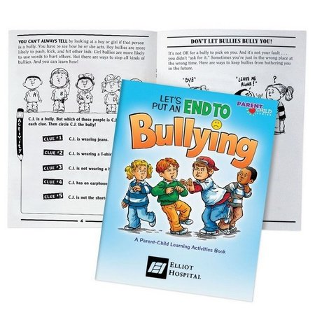 Let's Put An End To Bullying Activities Book