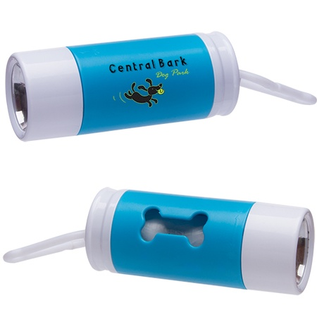 Light Up Pen Waste Bag Dispenser