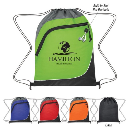 Lively Drawstring Promotional Sports Packs