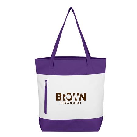 Living Color Custom Tote Bags