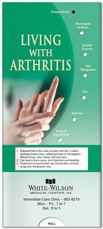 Living with Arthritis Info Slider