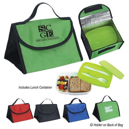 Lunch Bag & Container Combo