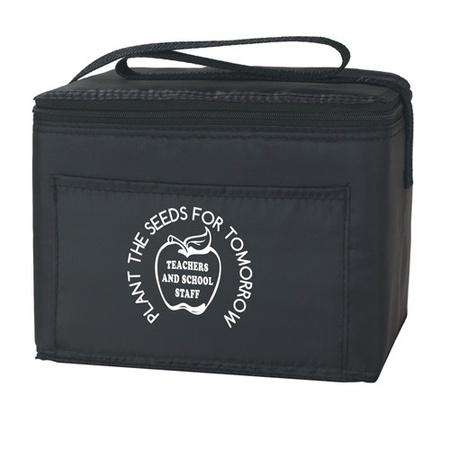 Lunch Bag Teacher Gift with Slogan