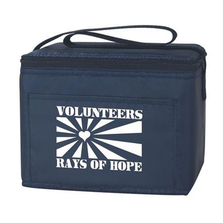 Lunch Bag Volunteer Gift with Slogan