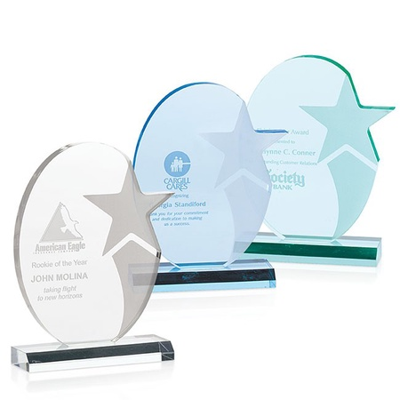 Majestic Star Award with Personalization