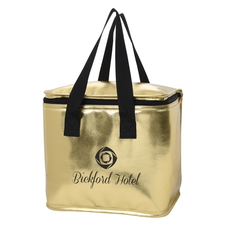 Promotional Major Metallic Cooler Bag