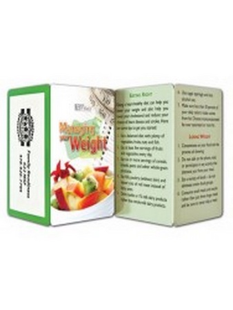 Managing Your Weight Pocket Guide