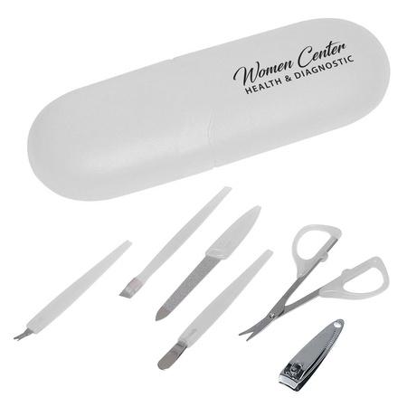 Custom Manicure Set in Gift Tube