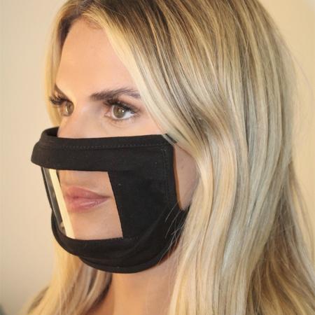 Masks with Anti-Fog Window