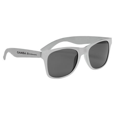 Matte Finish Malibu Sunglasses