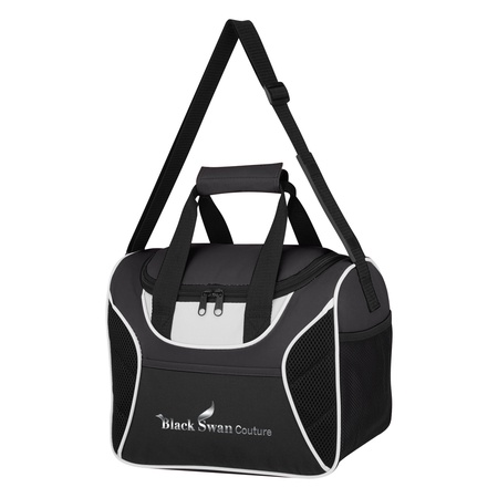 Mesh Accent Custom Cooler Bags