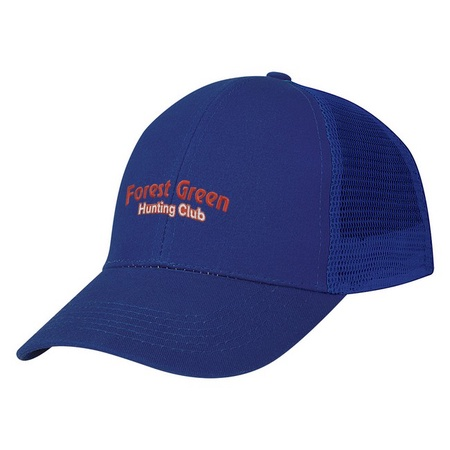 Mesh Back Price Buster Promotional Baseball Caps