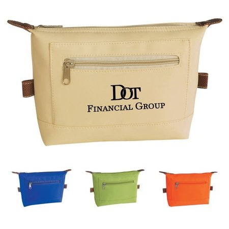 MicroFiber Promotional Cosmetic Bag