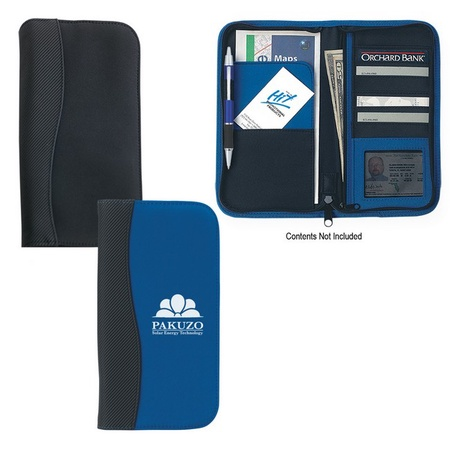 Microfiber Travel Wallet