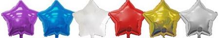 MicroFoil Star Balloons