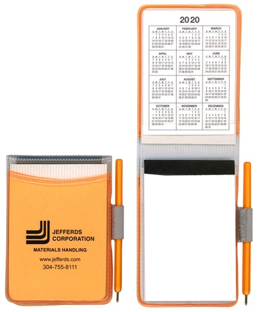 Mini Pad N' Pen Set with Logo Imprint