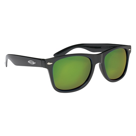 Mirrored Malibu Sunglasses