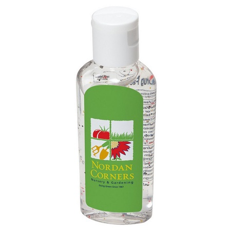 Moisture Bead Custom Hand Sanitizer - 2 oz.