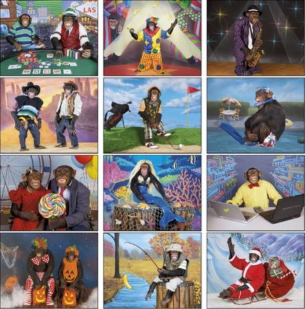 Monkey Business 2021 Promotional Calendars