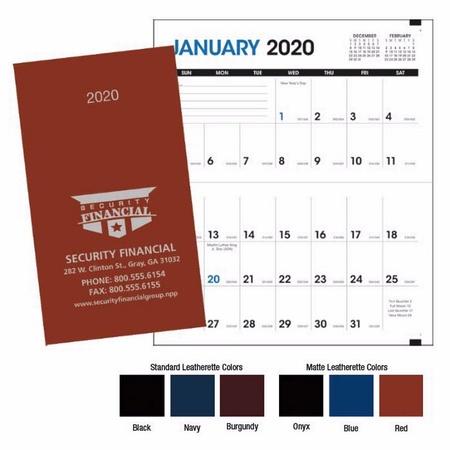 Monthly Pocket Planner - 2020