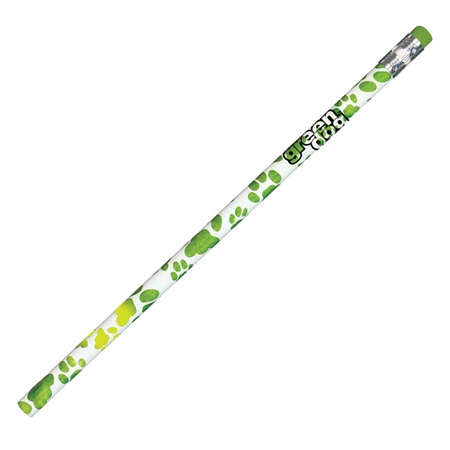 Mood Paw Print Promotional Pencils