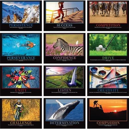 Motivation Wall Calendar - 2020