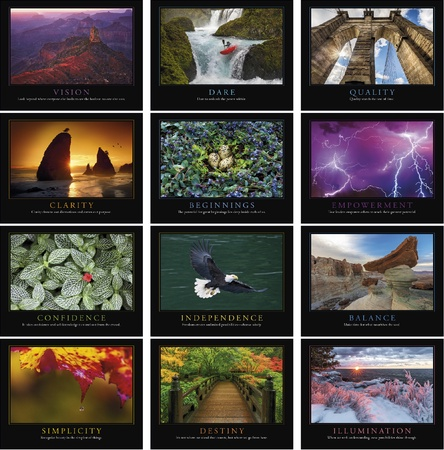 Motivations 2021 Personalized Wall Calendars