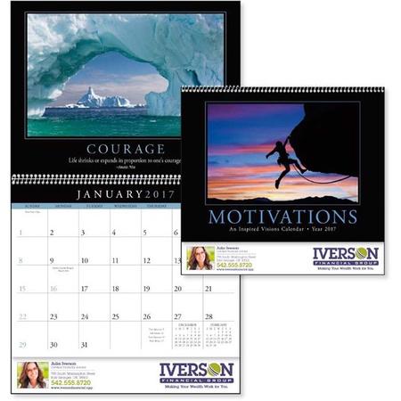 Motivations Calendar - 2020